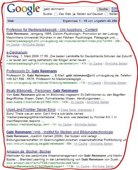 telefon suchen google